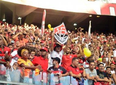 Vitória x Corinthians: ingressos à venda para o duelo na Arena Fonte Nova