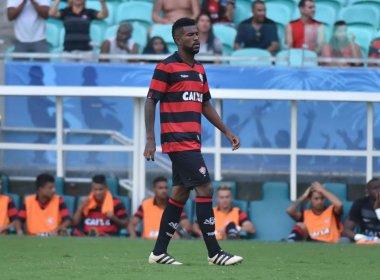 Geferson comenta falha do Vitória em gol do Corinthians: 'Foi o grupo todo'