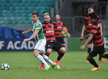 Coritiba surpreende e bate o Vitória na Arena Fonte Nova