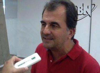 Fábio Mota critica presidente do Vitória, mas se diz contra impeachment