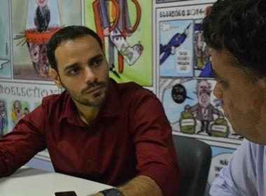 Augusto Vasconcelos anuncia saída do departamento jurídico do Vitória