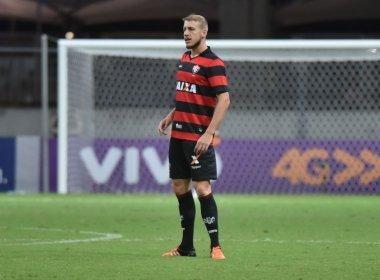 Uillian Correia diz que Vitória 'vai dar a volta por cima' no Campeonato Brasileiro