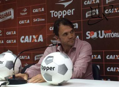 Petkovic quer anunciar novo técnico antes do jogo contra o São Paulo