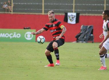 Vitória perde dois jogadores  para o duelo contra o Botafogo