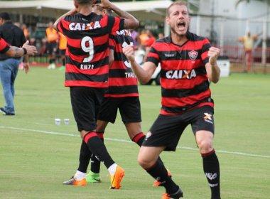 Uillian Correia destaca importância do triunfo contra o Atlético-MG