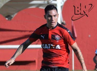 Pineda anuncia saída do Vitória: 'Vou retornar às minhas origens'