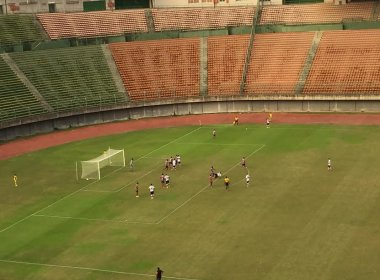Vitória volta a vencer o Bahia e garante passagem à final do Baianão sub-20