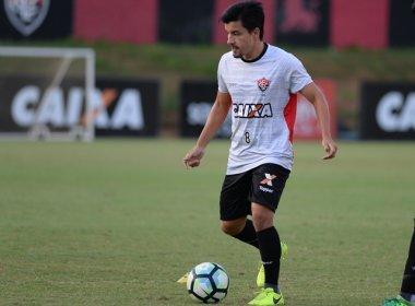 Após assinar rescisão, Cárdenas se despede do Vitória: 'Deixo o clube como um torcedor'