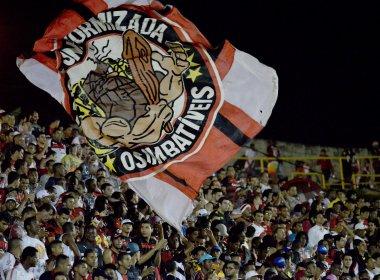 Vitória x Santos: ingressos à venda para o duelo no Barradão