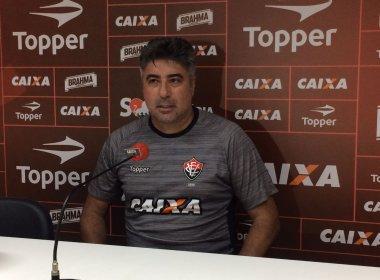 Gallo pede marcação eficiente contra o Atlético-PR