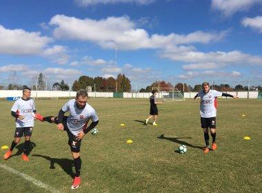 Fora de casa, Vitória tenta reabilitação no Campeonato Brasileiro diante do Atlético-PR