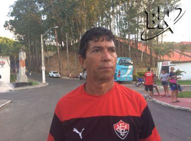 Futebol feminino: Sérgio Odilon não é mais o técnico do Vitória