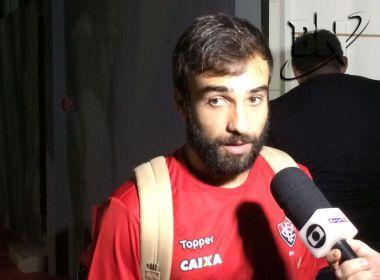 Gabriel Xavier é punido com um jogo, mas está livre para defender o Vitória