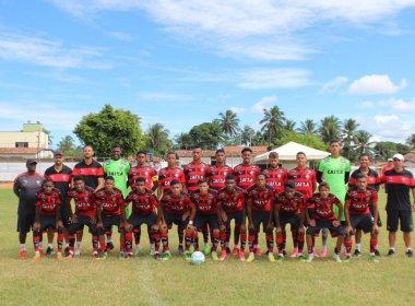 Taça BH Sub-17: Vitória estreia na quarta-feira contra a Chapecoense