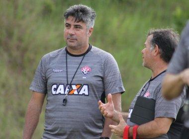 Vitória encara o lanterna Atlético-GO em busca da reação