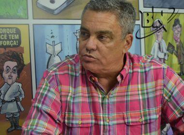 Ex-presidente do Vitória, Paulo Carneiro explica 'caso Edinho Nazareth'; clube rebate