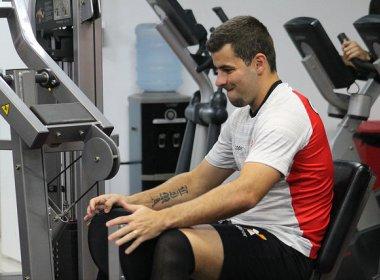 André Lima revela propostas do Botafogo e Ponte, mas garante foco somente no Vitória