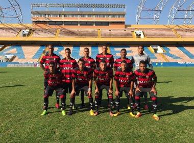 Campeonato Brasileiro Sub-20: Fora de casa, Vitória perde para o Palmeiras