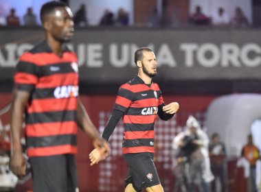 Vitória perde Kanu e Fred contra o Palmeiras; Ramon será reavaliado