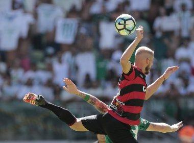 Uillian Correia lamenta derrota para o Palmeiras e pede mais atenção ao time