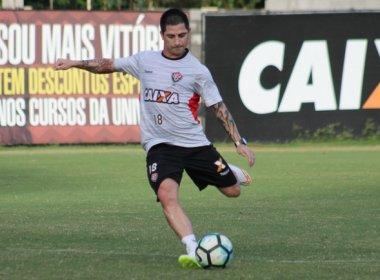 Danilinho assina contrato com o Vitória e aguarda BID para ficar à disposição
