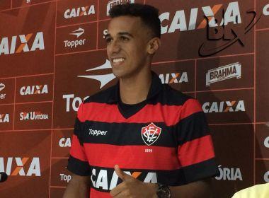 Juninho entra no BID e pode estrear pelo Vitória contra o Cruzeiro