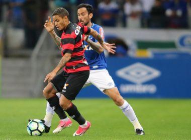 Vitoria empata com o Cruzeiro, em pleno Mineirão, na reestreia de Mancini