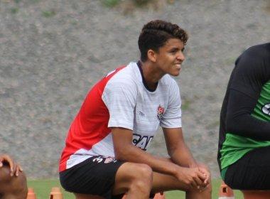 Mancini comanda treino e testa Bruno Bispo entre os titulares