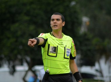 Vitória x Avaí: Árbitro Fifa apita no duelo no Barradão
