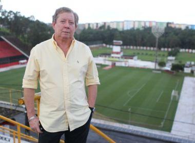 Haroldo Tavares é demitido do Vitória e lamenta: 'Não deu para entender'