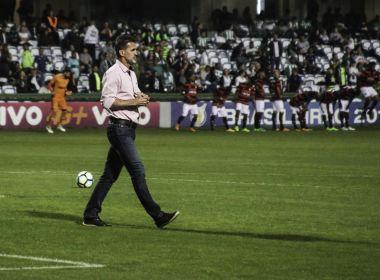 Mancini fala em consolidação tática e exalta elenco após triunfo sobre o Coritiba