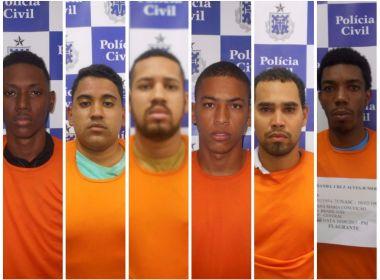 Acusados de tentativa de homicídio, seis membros da Bamor têm prisão decretada