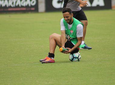 Vitória se reapresenta e começa preparação para enfrentar o Botafogo