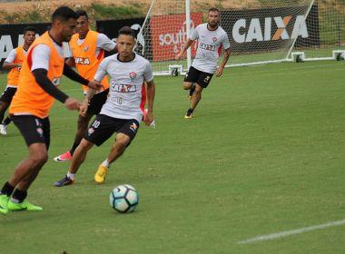 Com novidades, Vitória começa preparação para encarar o Sport