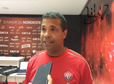 Copa do Brasil Sub-17: Rodrigo Chagas celebra triunfo do Vitória sobre o Botafogo