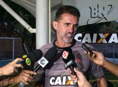 Contra o Atlético-PR, Vitória inicia sequência de três jogos em Salvador
