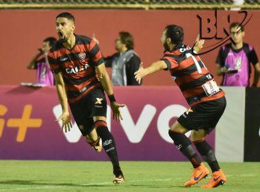 Contra o Atlético-PR, Vitória tenta melhorar retrospecto como mandante no Brasileirão
