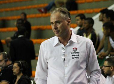 Liga Sul-Americana: Régis Marrelli lamenta derrota para o Estudiantes de Concordia