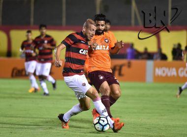 Uillian Correia lamenta revés e já mira o Bahia: 'Temos que vencer'