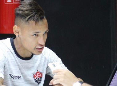 Vitória perde Neilton para duelo contra o Palmeiras
