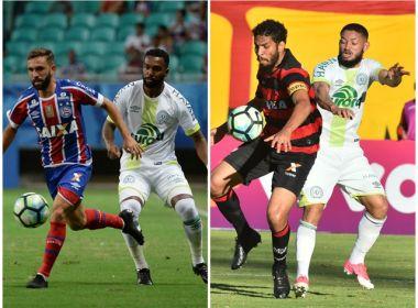 No Twitter, Bahia e Vitória homenageiam Chapecoense após 1º ano da tragédia