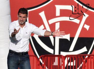 É decisão: Vitória encara o Flamengo em busca da permanência na Série A