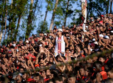 Vitória x Flamengo: mais de 21 mil ingressos vendidos para a decisão