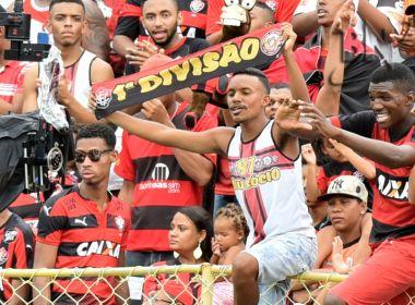 Confira as fotos do duelo entre Vitória e Flamengo
