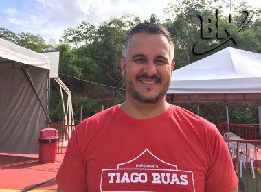 Tiago Ruas crê em ida ao segundo turno: 'Nossas propostas foram bem aceitas'