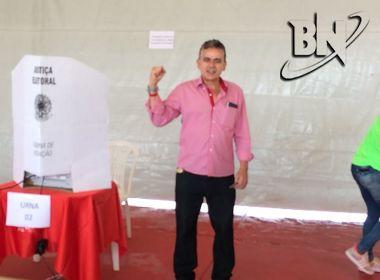Candidato a presidente, Gílson Presídio explica o motivo do seu filho ser o vice