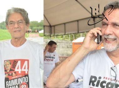 Eleição do Vitória: Viana e Ricardo David fazem corpo a corpo