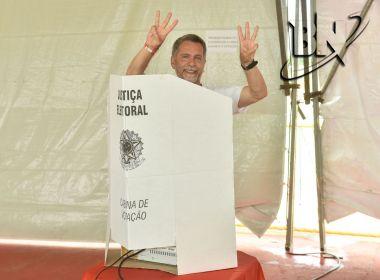 Ricardo David demonstra otimismo em ganhar a eleição do Vitória no 1º turno