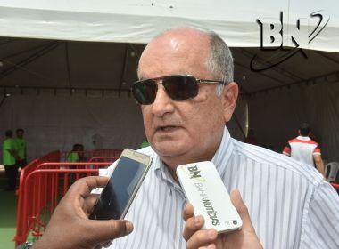 'Espero que o novo presidente do Vitória consiga unir o clube', diz Alexi Portela