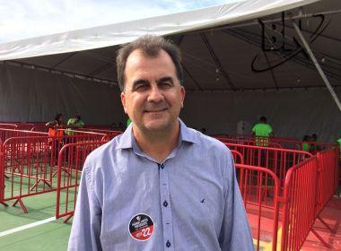 Fábio Mota revela que será candidato a presidente do Vitória na próxima eleição